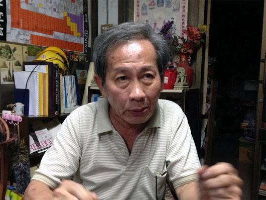 Ông Thanachai Tuntijinda, chuyên gia nông nghiệp Thái Lan và là người sáng chế ra công nghệ sấy khô tức thời. (Ảnh: Hà Linh/Vietnam+)