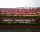 Hội chợ Thái Lan tại Hà Nội tháng 5 năm 2016