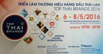 Hội Chợ Thái Lan Tại Trung tâm Hội Chợ Và Triển Lãm Sài Gòn Quận 7, TPHCM