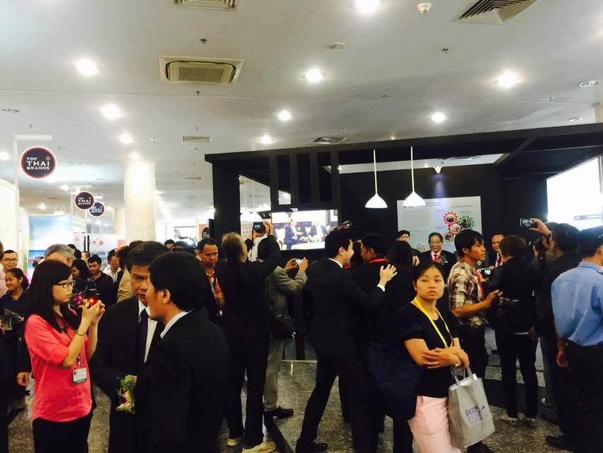 Cục xúc tiến thương mại quốc tế(DITP) bộ thương mại Thái Lan phối hợp với Vinexad tổ chức