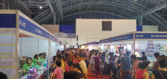 Hội Chợ Thái Lan Tháng 7 Năm 2016 Tại NTĐ Nguyễn Du