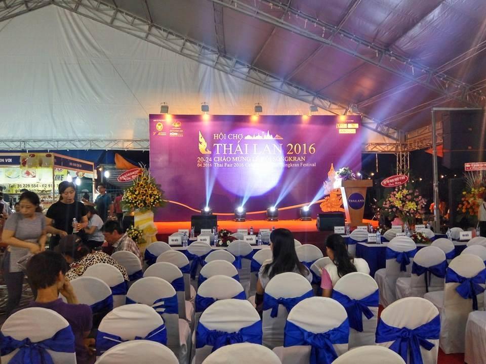Chương trình ca nhạc giao lưu mang đậm nét giao thoa Việt – Thái.