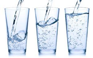 Nước lọc chữa chứng khó tiêu