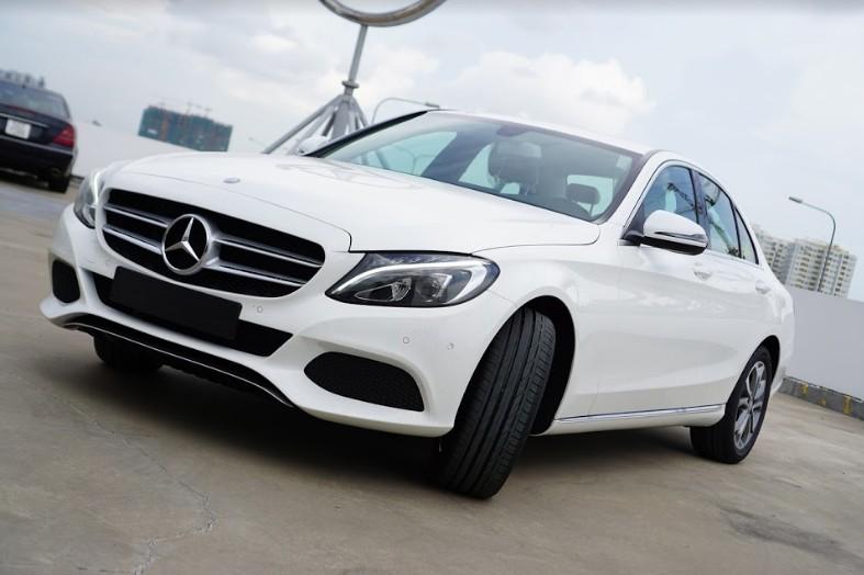 Mercedes-C200