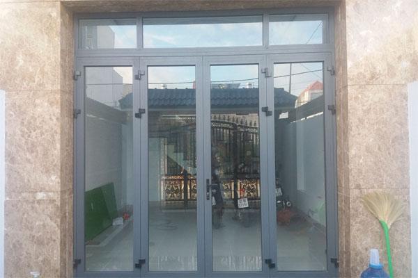Làm cửa nhôm Xingfa tại quận 12 uy tín của Novawindow