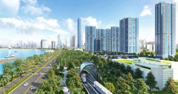 dự án căn hộ VinCity ra mắt