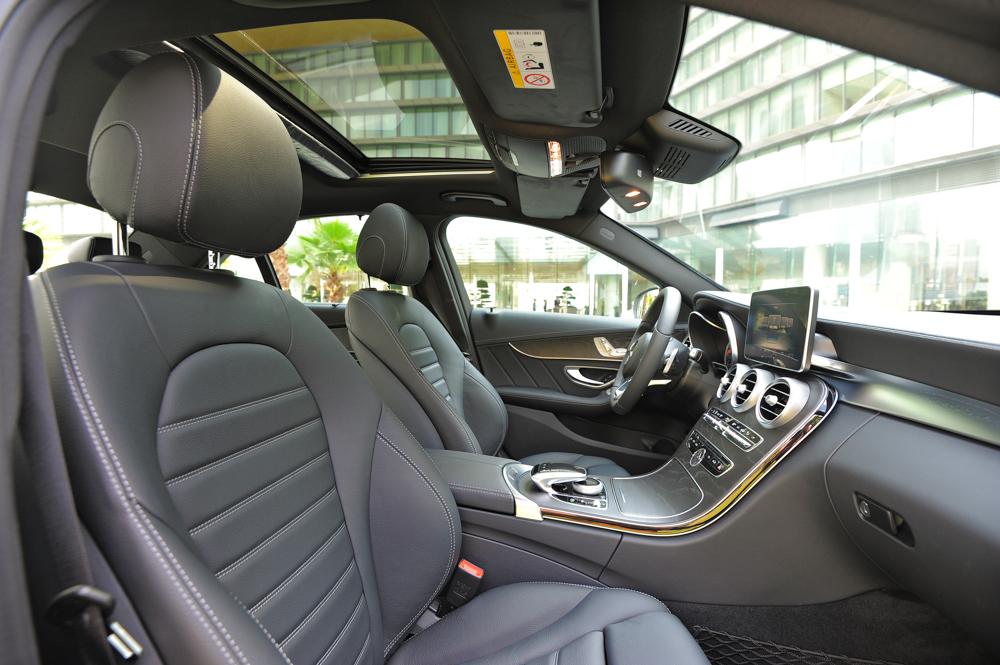 Mercedes-C250-AMG 2018