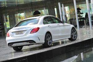 gia Mercedes-C250-AMG