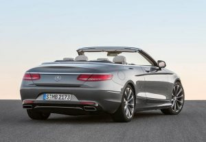 gia MERCEDES S500 CABRIOLET