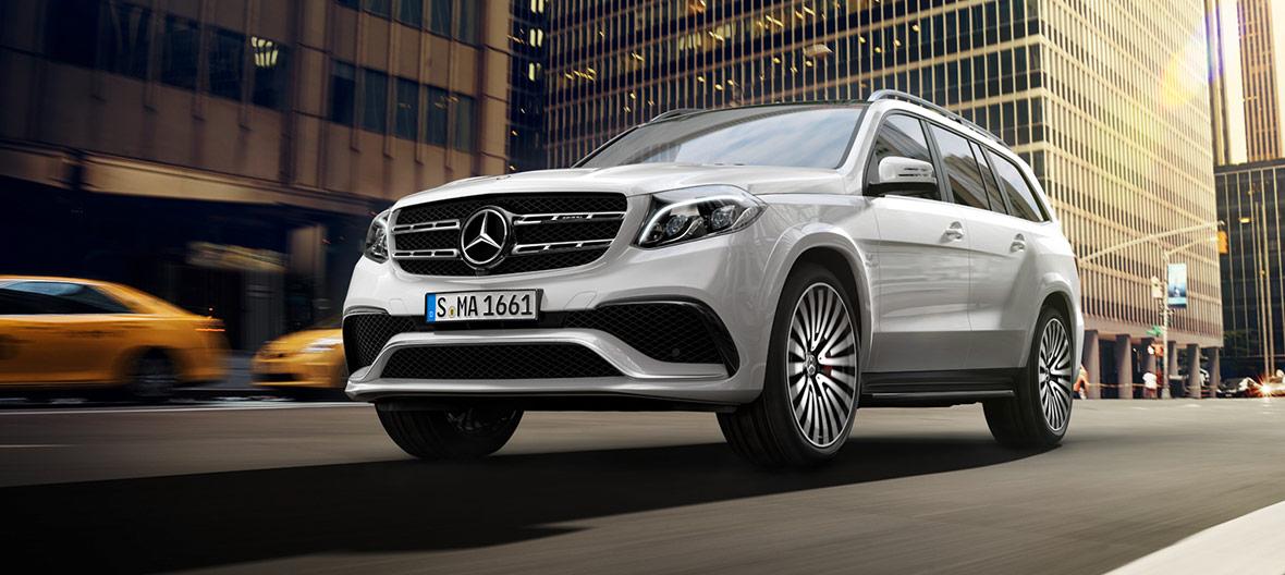 Mercedes gls400