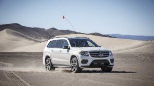 Mercedes gls 400 2017