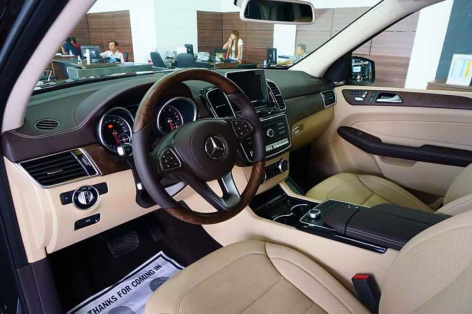 gia Mercedes gls 400