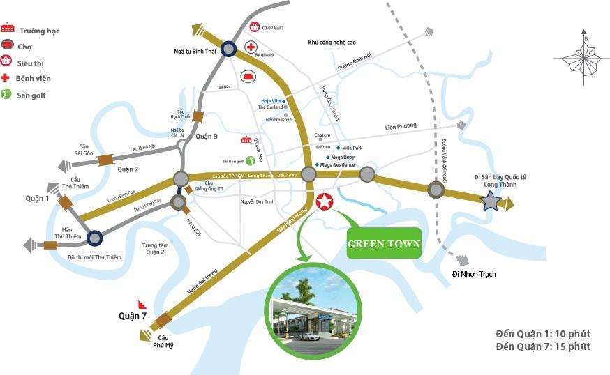 vi-tri-du-an-green-town-quan-9