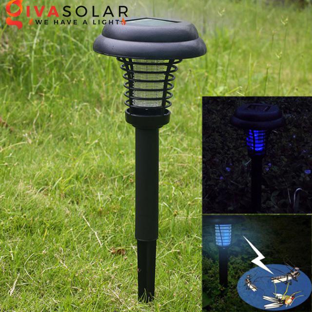 Đèndiệt côn trùng năng lượng mặt trời